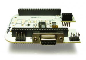 BeagleBone RS485 Cape