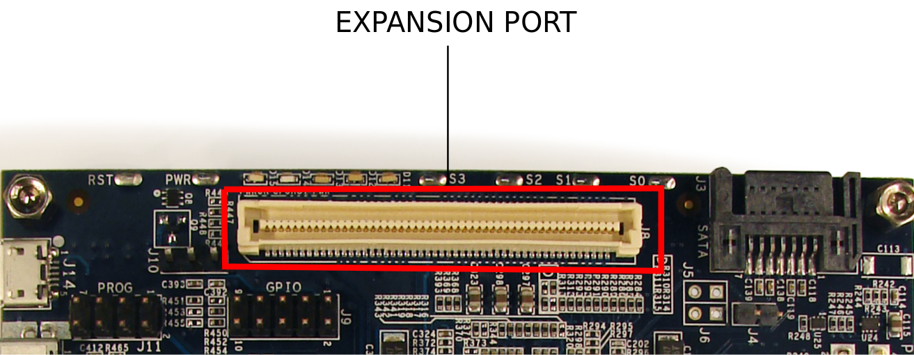 MinnowBoard Expansion Connector