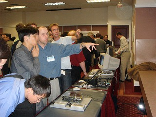 Embedded Linux Conference 2006 Technical Showcase