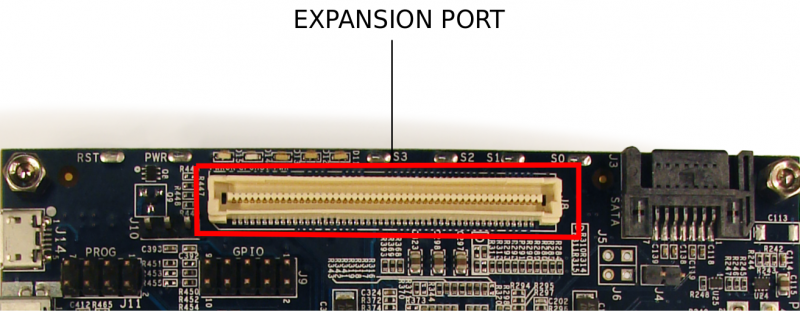 Expansion Port