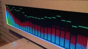 LED Matrix Spectrometer