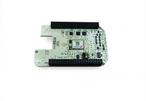 The BeagleBone TiWi-5E Cape w/ External Antenna